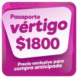 Pasaporte VERTIGO