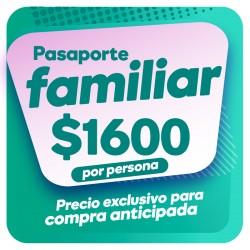 Pasaporte FAMILIAR