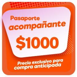 Pasaporte ACOMPAÑANTE